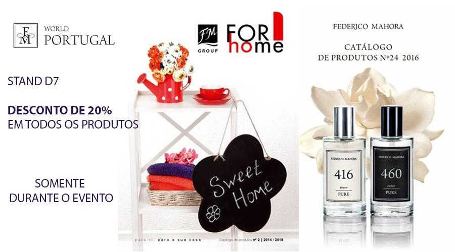 FM World Portugal oferece 20% Desconto nos seus produtos
