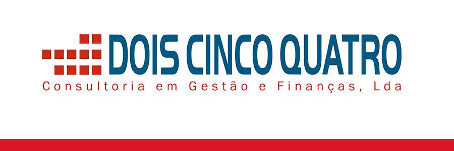 DOISCINCOQUATRO- CONSULTADORIA EM GESTÃO E FINANÇAS, LDA